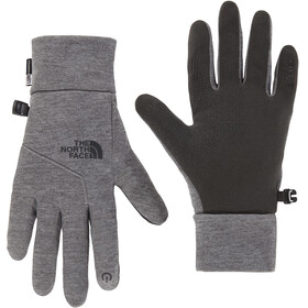 The North Face Etip Gloves Women TNF Medium Grey Heather